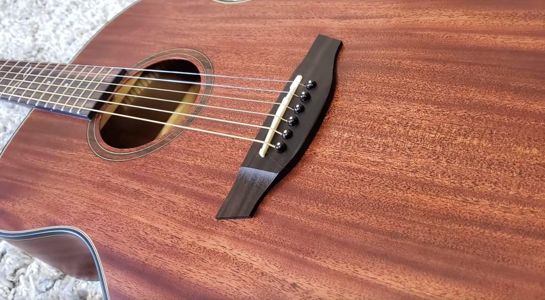 Orangewood Guitars Mahagoni Decke