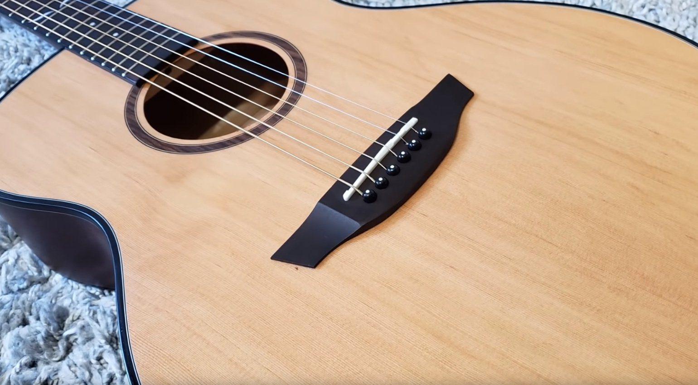 Orangewood Guitars Zeder Decke
