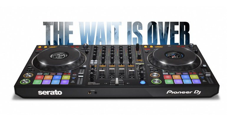 Pioneer DJ DDJ-1000SRT