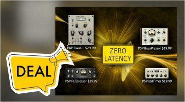 Deal: PSP Audioware Kompressoren für kurze Zeit zum Special-Preis!