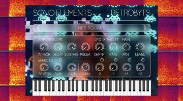 Sono Elements RetroByts - C64 und NES Retro-Sounds in einem Synthesizer