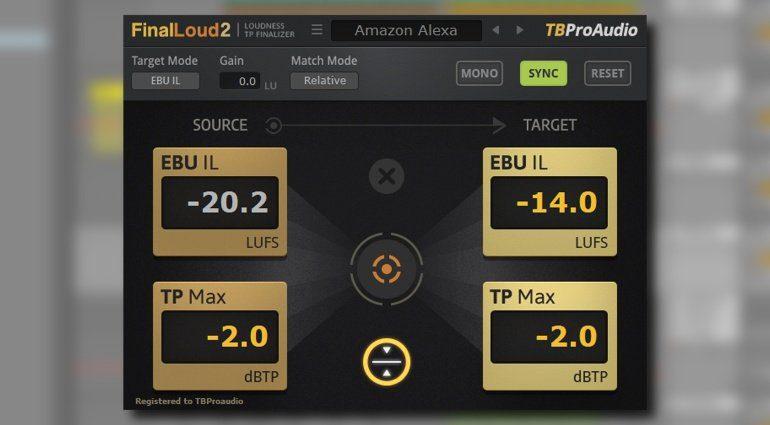 TBProAudio FinalLoud 2