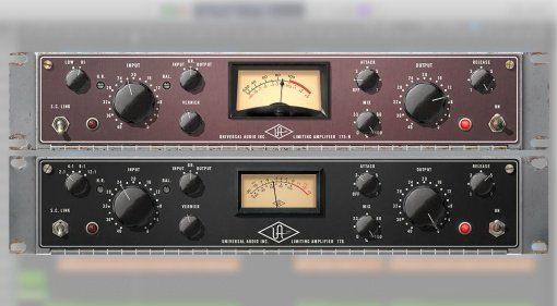 Universal Audio UAD 9.10 mit UA 175B & 176 Tube Compressor Collection