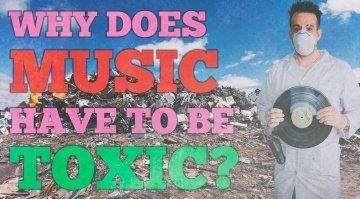Sind Vinyl-Schallplatten giftig für uns und die Umwelt?