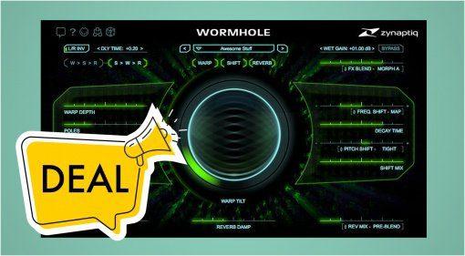 Zynaptiq Wormhole jetzt im Angebot