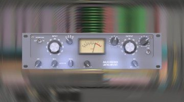 Analog Obsession OSS - ein klassischer Kompressor und viel Magie