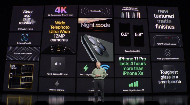 Apple iPhone 11 Pro Event 2019