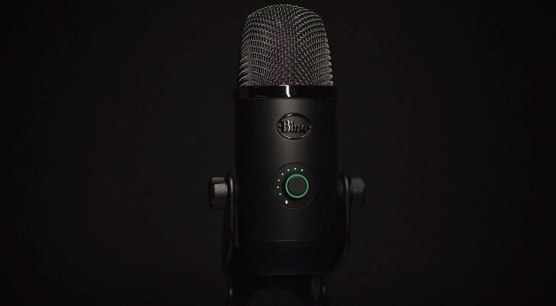 Blue Yeti X Mikrofon USB Gaming Podcast Voice Teaser