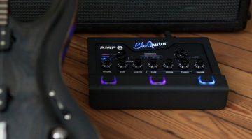 BluGuitar Amp1 Iridum Edition Guitar Summit 2019 Front Gross