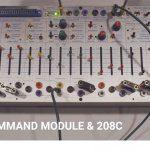 buchla-208c Command Module Expander