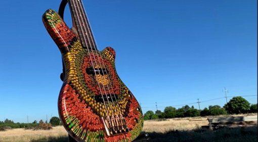 Burls Art Buntstift Bass komplett