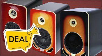 Deal: Gibson Studiomonitore im Preis gesenkt - so lange der Vorrat reicht!