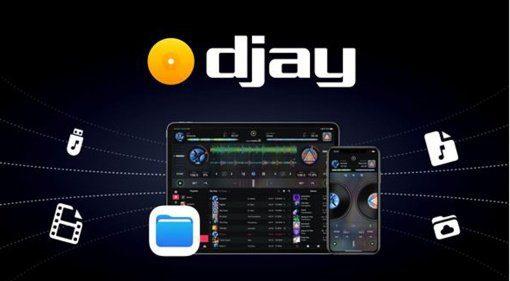 Djay 3.2 für iOS 13