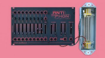 Dreadbox Antiphon DIY Kit