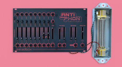 Dreadbox Antiphon DIY Kit