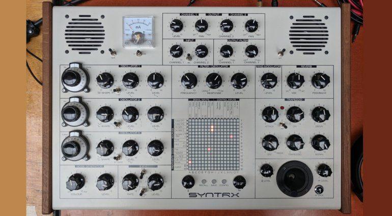 Erica-Synths Syntrx