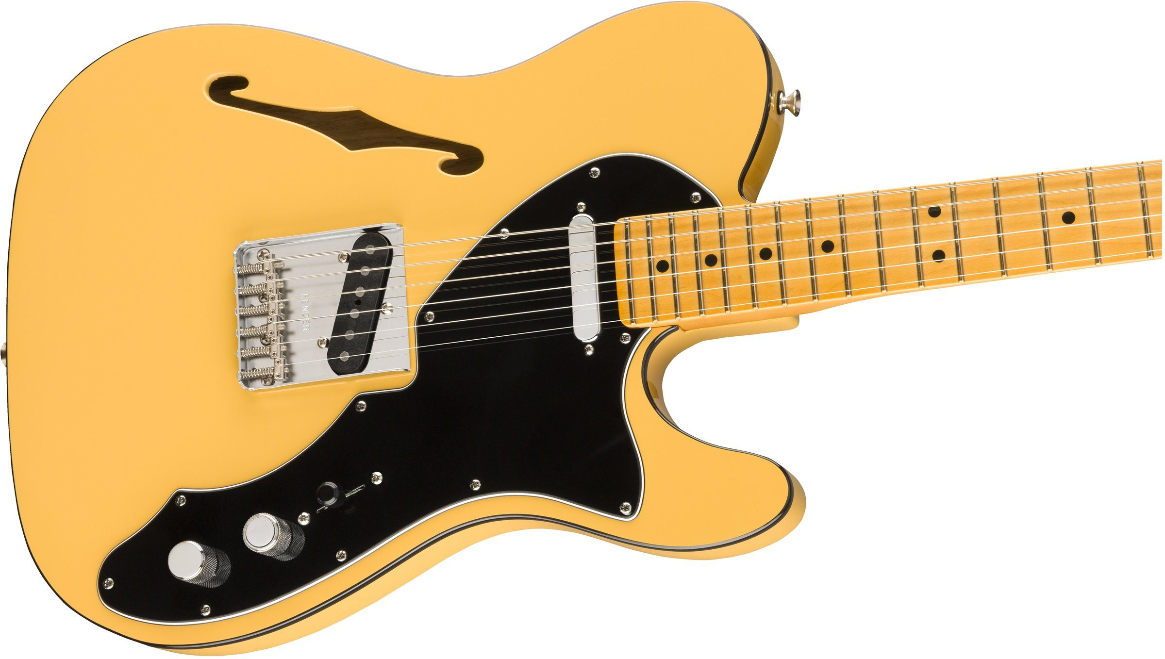 Fender-Britt-Daniel-Tele-Thinline-with-six-saddle-bridge