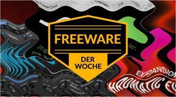 Freeware-Plug-ins der Woche: Stupider Simpler Sampler, Multi Drummer und Chromatic Fire
