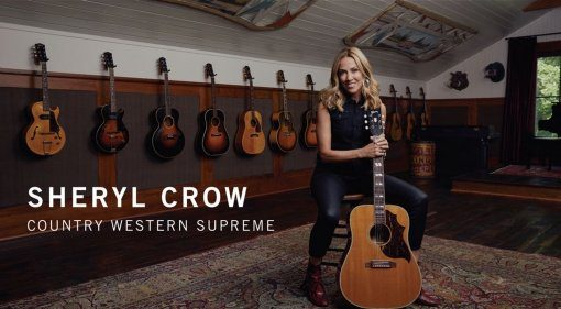 Gibson Sheryl Crow Country Western Supreme