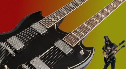 Gibson Slash 1966 EDS 1275 Doubleneck