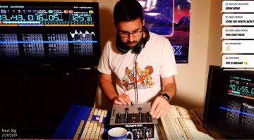 8 Bit Mix mit Amiga und Trackern