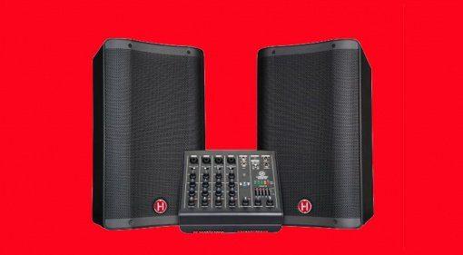 Harbinger M100BT und M200BT