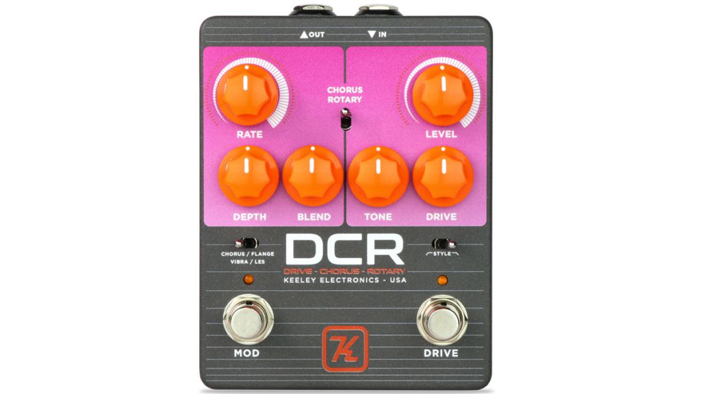 Keeley-DCR-pedal-Drive-Chorus-and-Rotary