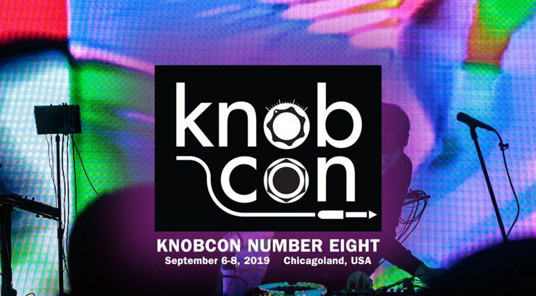 Knobcon 2019 - das heißeste Synth Meeting in Chicago als 360° Tour