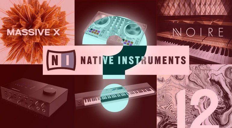 Steckt Native Instruments in Schwierigkeiten?
