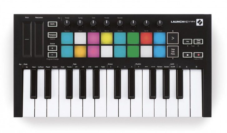 Novation Launch Key Mini