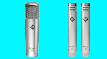 Presonus bringt zwei neue Studiomikrofone auf den Markt: PX-1 und PM-2