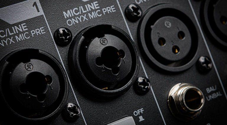 Mackie ProFXv3 Onyx Preamps