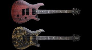 PRS-SE-Sandblasted-Swamp-Ash-limited-run-announced
