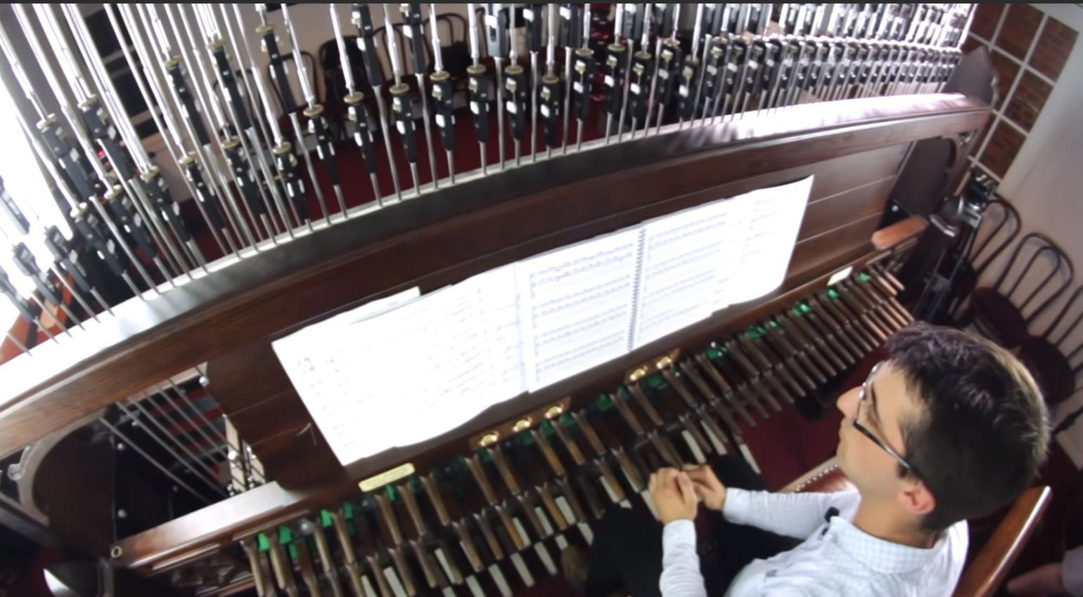 Rob Scallon Carillon Rockefeller University Glockenspiel Mechanik