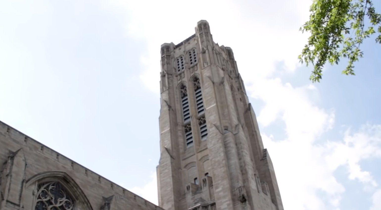 Rob Scallon Carillon Rockefeller University Glockenspiel Turm