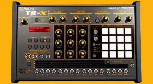 Roland Groove Rhythm TR-X