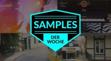 Samples der Woche: Binaural Piano, Vintage Tram, Nigerian Percussion