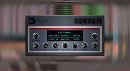 Kostenlos: SampleScience SQ8ROM - Ensoniq SQ-80 in Plug-in-Form