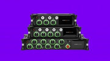 Sound Devices MixPre II Serie