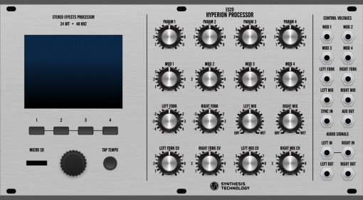 Synthesis Technology Hyperion