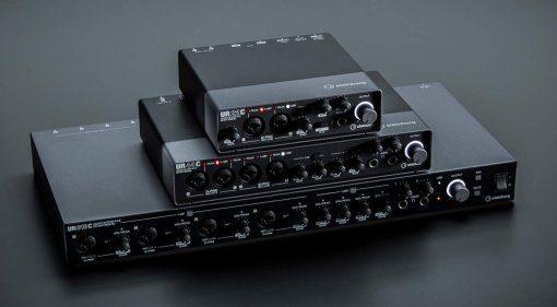 Steinberg UR-C Interfaces: UR22C, UR44C und UR816C