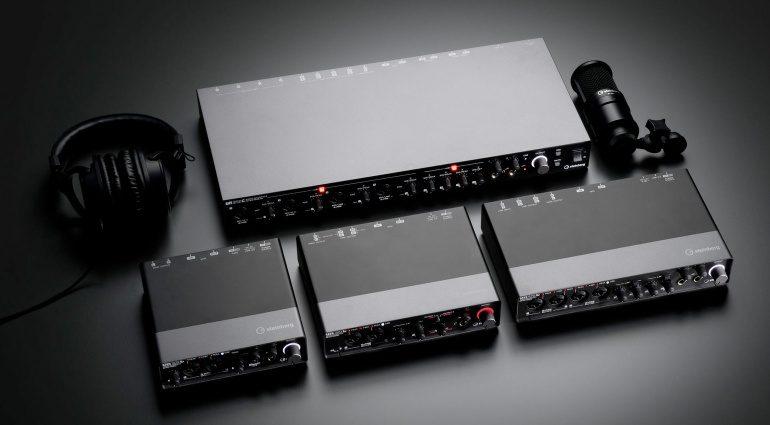 Steinberg URC Audiointerfaces