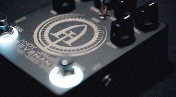 STL Tones Revenant Effekt Pedal Preamp Slant