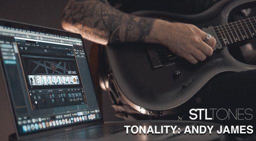 STL Tones Tonality: Andy James