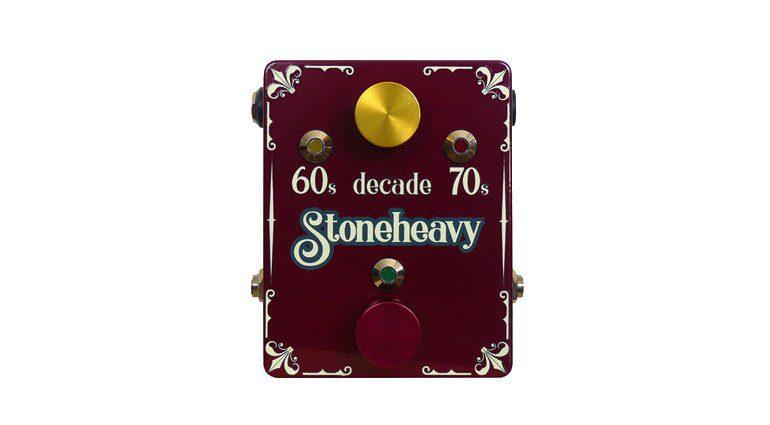 Passiver Zauberkasten für 60s und 70s Sound: Stoneheavy Decade