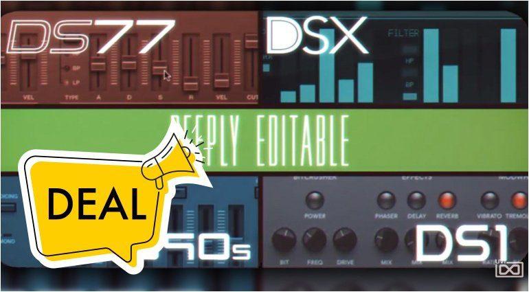 Deal: UVI Digital Synsations für kurze Zeit kostenlos!