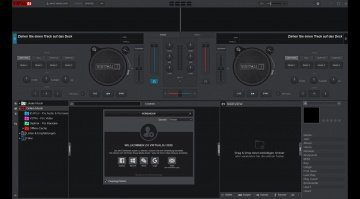 VirtualDJ 2020: Neues GUI + Event Scheduler + Beatport
