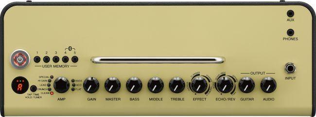 Yamaha-THR10-Top-Panel