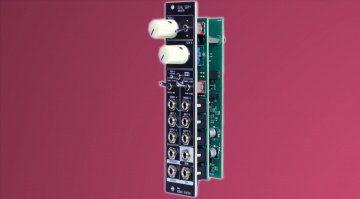 ADDAC215: Doppel-Sample&Hold-Modul mit Slew Limiter und Minihüllkurve