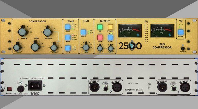 API 2500 50th Anniversary Edition